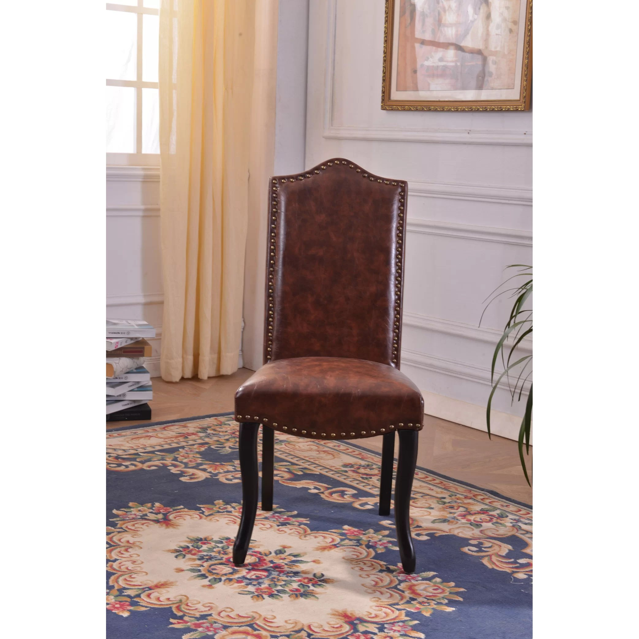 Classic Designer Chair Corzano Designs Classic Parsons Chair And Reviews Wayfair