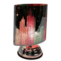 Aurora Skyline Touch Lamp Oil Warmer | Wayfair