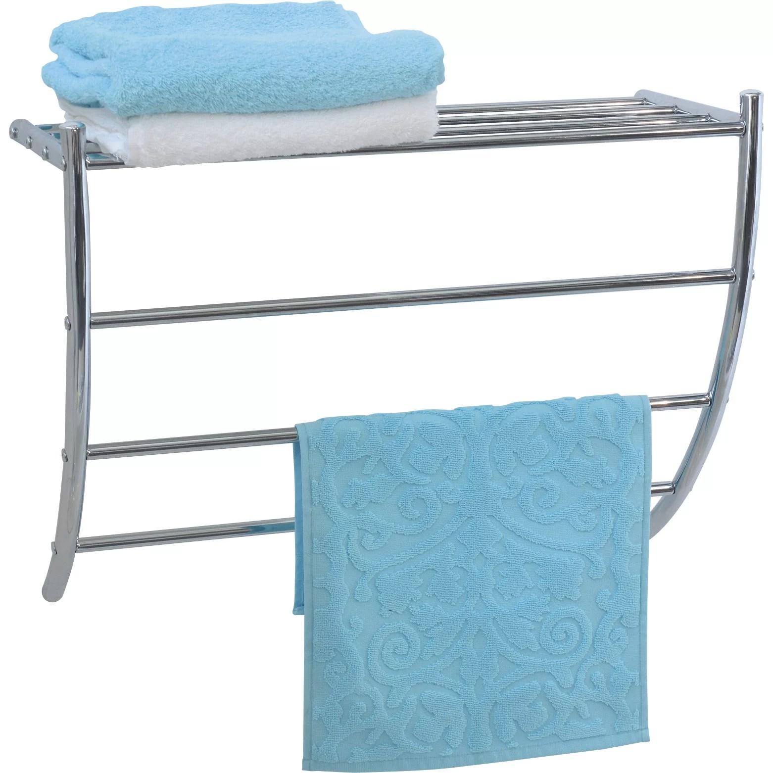 Towel Shelf Rack - Lovequilts