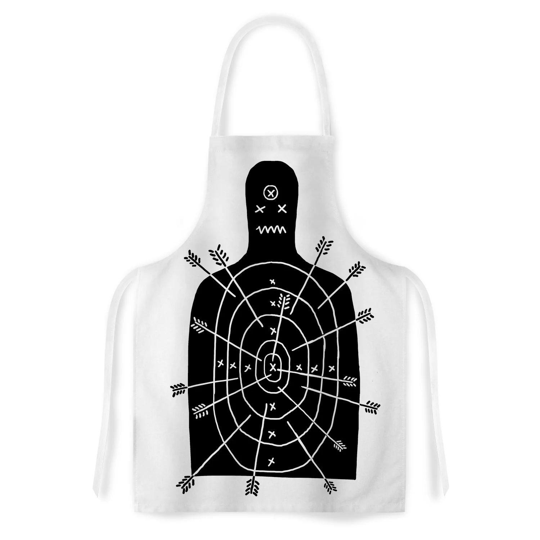 Target white kitchen apron - White Apron At Target White Apron At Target 1