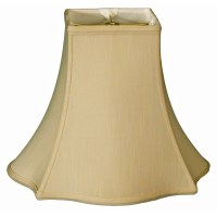 RoyalDesigns Shantung Silk Bell Lamp Shade & Reviews | Wayfair
