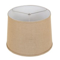 "Homestyle Collection 15"" Linen Empire Lamp Shade & Reviews ..."