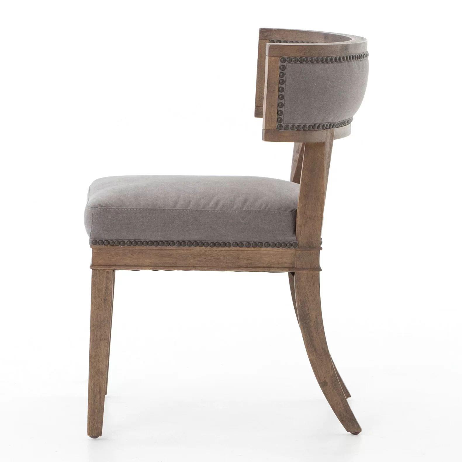 Laurel foundry modern farmhouse abbigail dining side chair wayfair