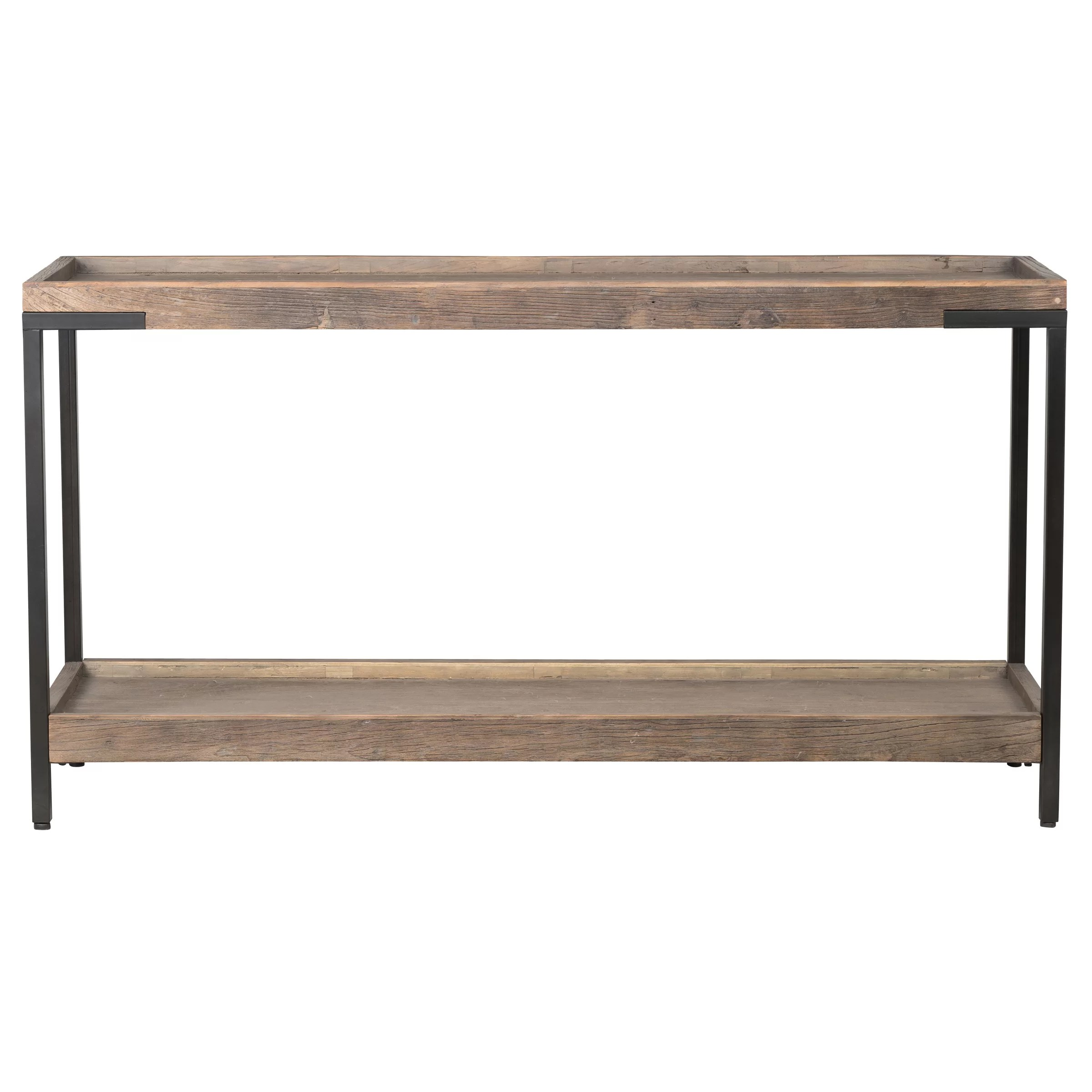 Farmhouse Console Table Laurel Foundry Modern Farmhouse Nena Console Table Wayfair