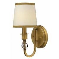 Hinkley Lighting Morgan 1 Light Wall Sconce & Reviews ...