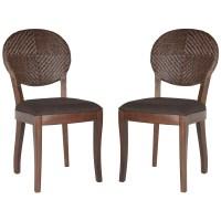 Safavieh Prisco Side Chair & Reviews | Wayfair