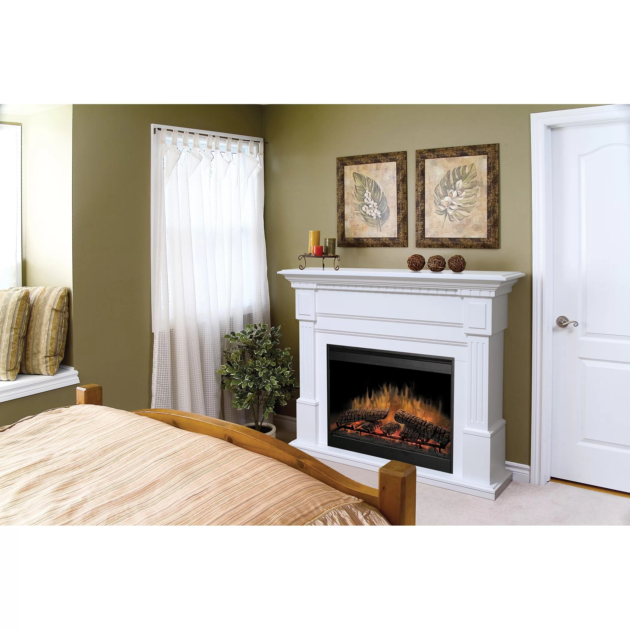 Electric Fireplaces Dimplex Dimplex Essex Electric Fireplace And Reviews Wayfair