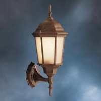 Kichler 1 Light Outdoor Sconce & Reviews | Wayfair