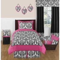 Sweet Jojo Designs Isabella 3 Piece Twin Comforter Set ...