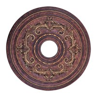 Livex Lighting Ceiling Medallion in Verona Bronze ...