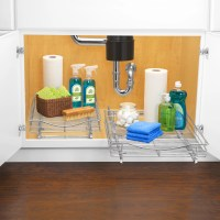 Lynk Roll Out Cabinet Organizer - Pull Out Drawer - Under ...