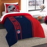Northwest Co. NFL Patriots Helmet Comforter Set & Reviews ...