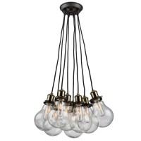 Artcraft Lighting Edison 8 Light Cluster Pendant | Wayfair