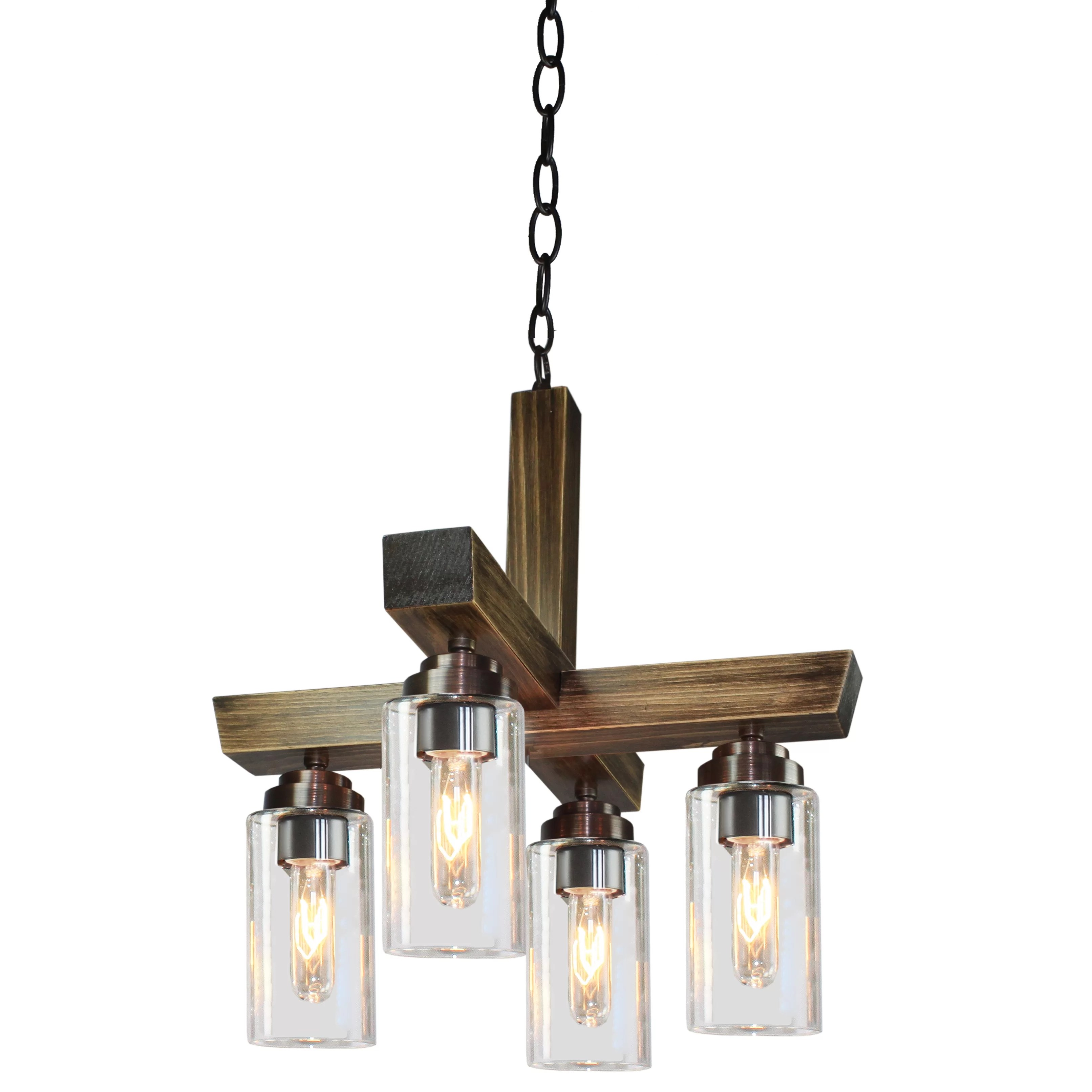 Pendant Island Lights Artcraft Lighting Home Glow 4 Light Kitchen Island Pendant
