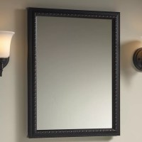 "Kohler 20"" x 26"" Wall Mount Mirrored Medicine Cabinet with ..."