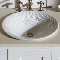 Kohler Derring Carillon Wading Vessel Bathroom Sink ...