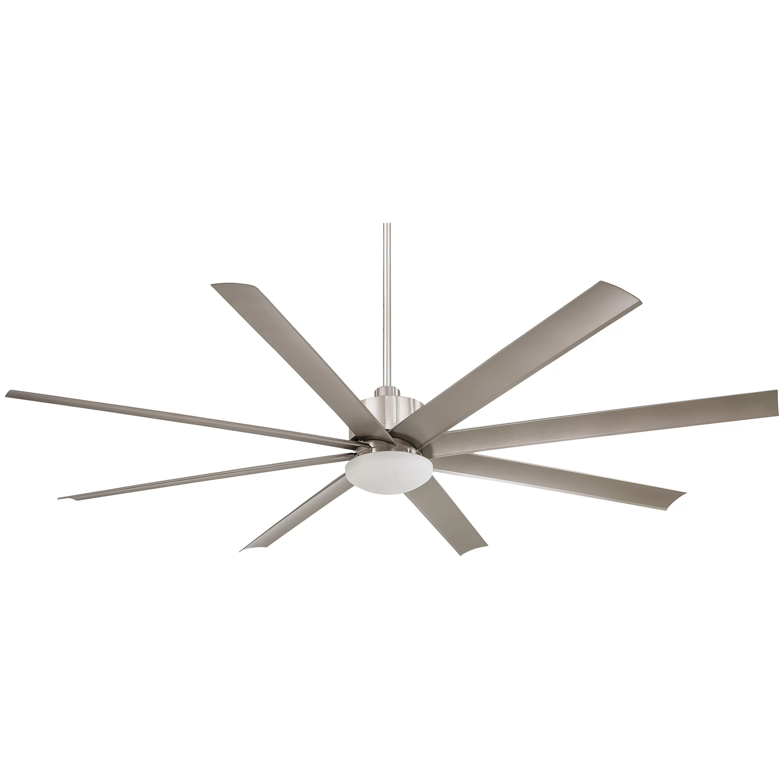 Eight Bladed Ceiling Fan Minka Aire 84 Quot Slipstream 8 Blade Ceiling Fan And Reviews