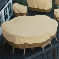 Classic Accessories Veranda Patio Table and Chair Set ...