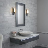 """Robern Candre 20"""" x 30"""" Mirrored Recessed Electric ..."""