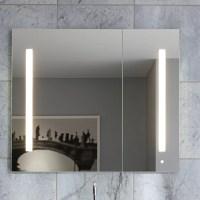 """Robern AiO 30"""" x 30"""" Mirrored Wall Mounted Medicine ..."""