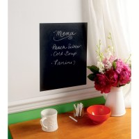 Wallies Peel and Stick Chalkboard Wall Decal & Reviews ...