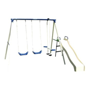 Swing N Glide Gym Swing Set