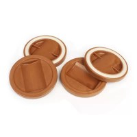 Furniture Leg Floor Protector Coaster Cup | Wayfair