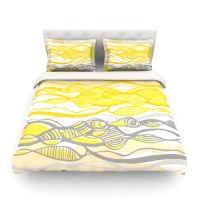 Kalahari by Gill Eggleston Featherweight Duvet Cover | Wayfair