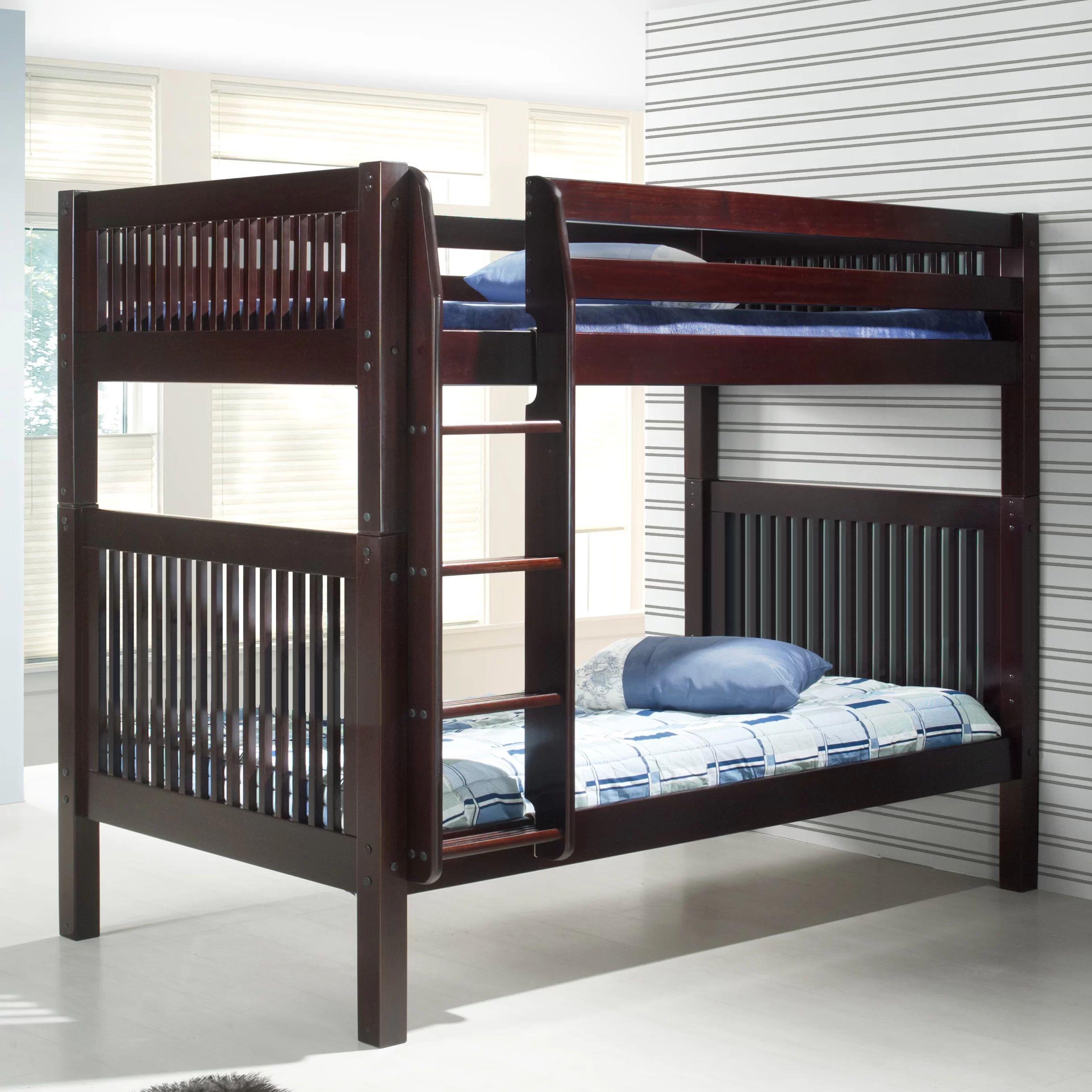 Camaflexi full over full bunk bed reviews