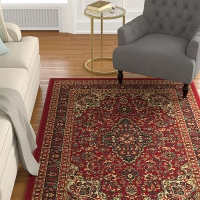 Red Rugs You39ll Love Wayfair