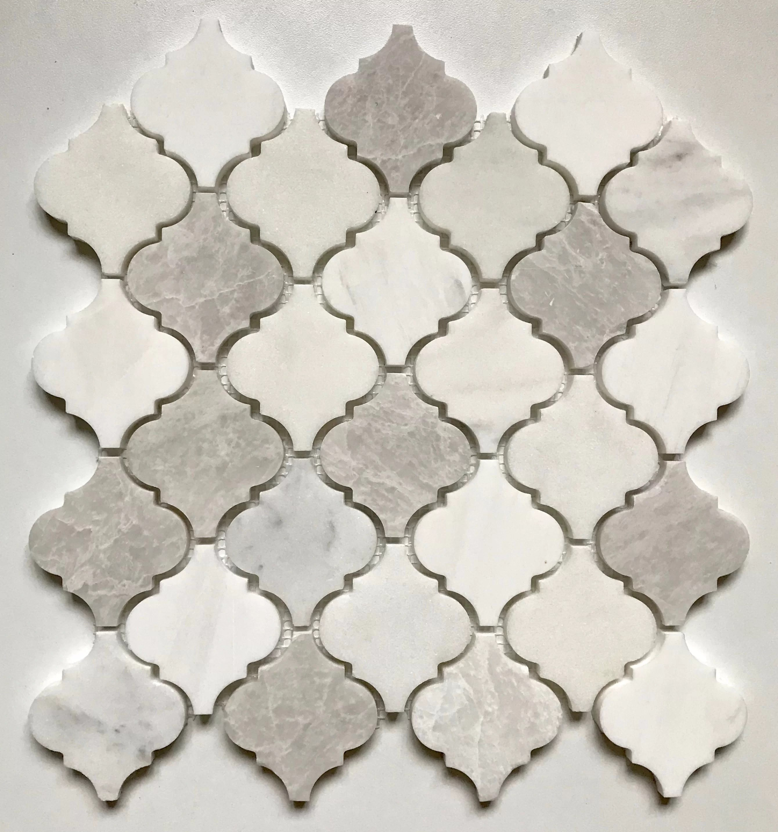 Arabesque Marble Tile Arabesque 12