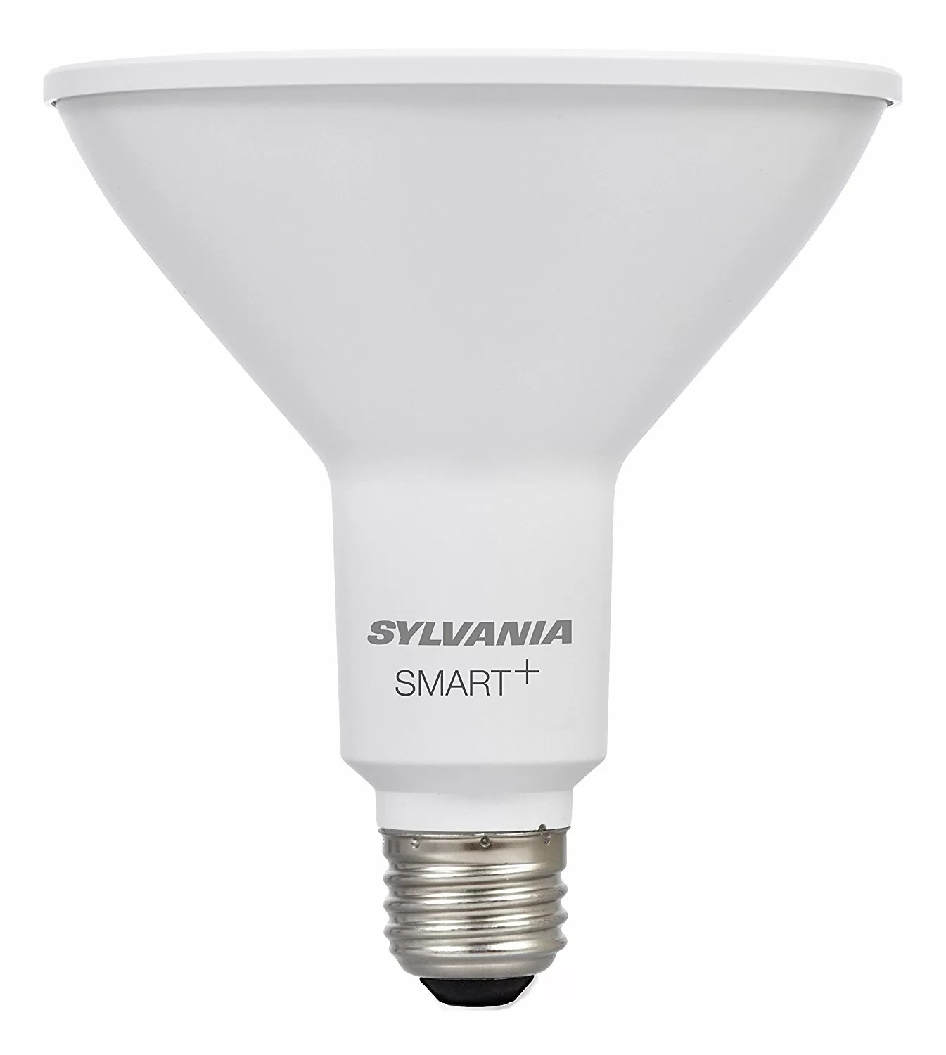 Smart Led Bulb 13 Watt 120 Watt Equivalent Par38 Led Smart Light Bulb Warm White 3000k E26 Medium Standard Base