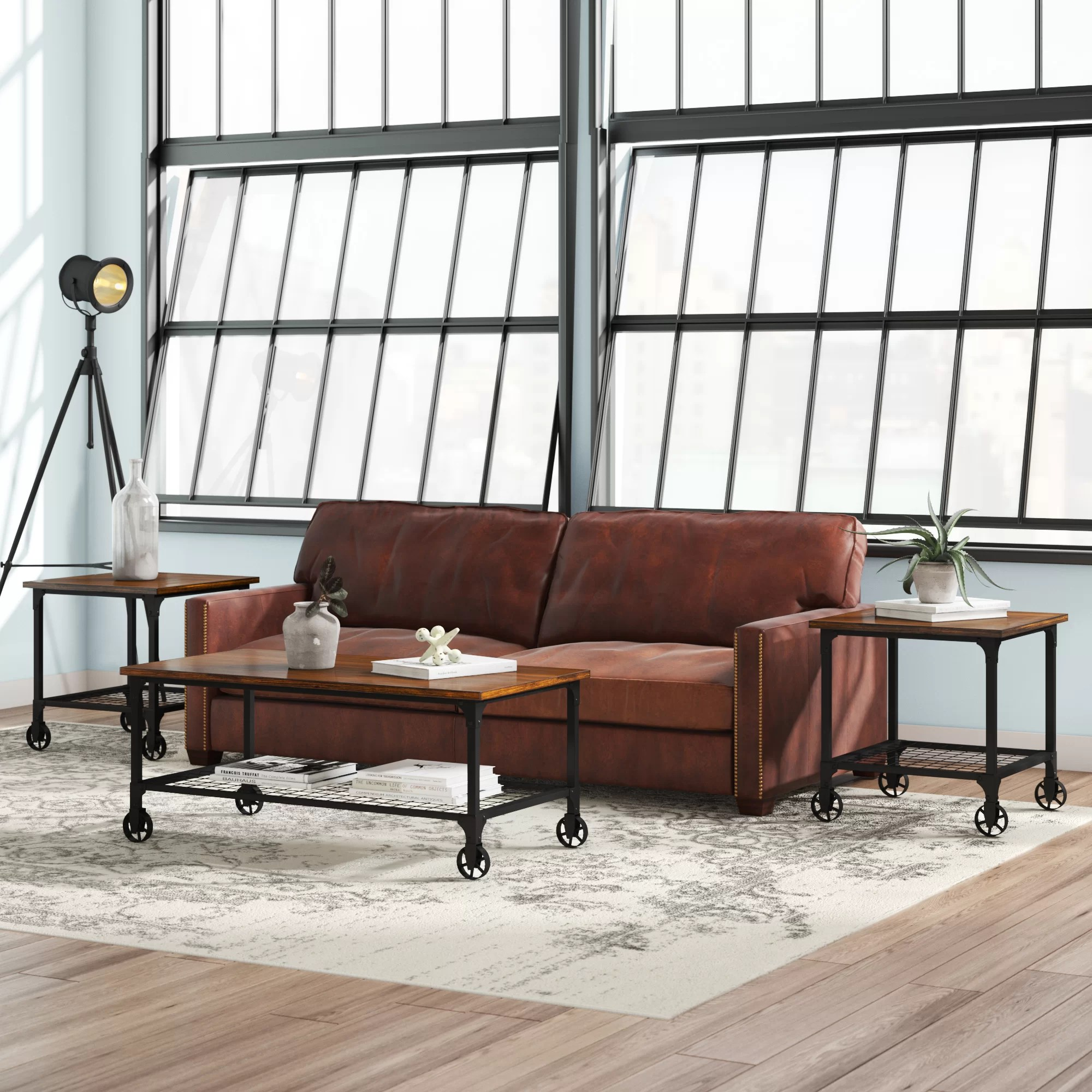 Urban Sofa Nederland Nederland 3 Piece Coffee Table Set