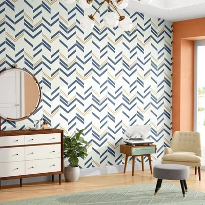 Wallpaper Rolls You'll Love | Wayfair.ca