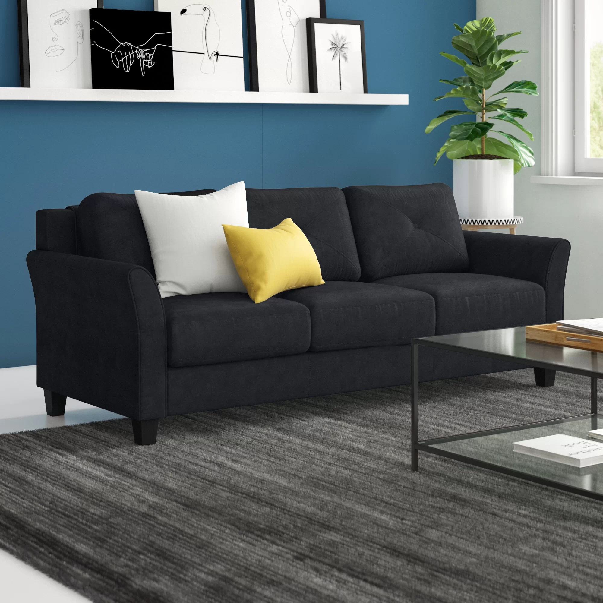Sofa S Wayfair Zipcode Design Ibiza Sofa