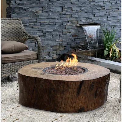 Natural Gas Outdoor Fireplaces Fire Pits You39ll Love
