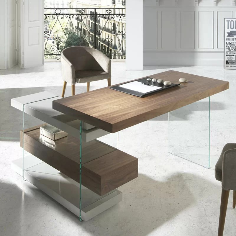 Muebles Angel Cerda Angel Cerda Executive Desk | Wayfair.co.uk