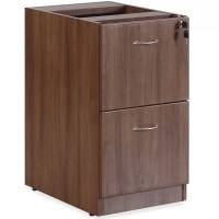 Lorell Essentials Series 2-Drawer Vertical Filing Cabinet ...