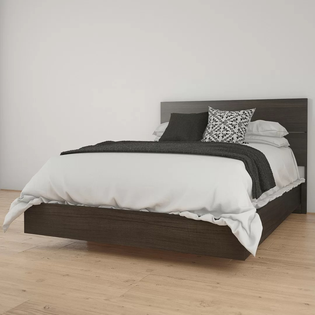 Full Double Bed Trule Teen Gilchrist Full Double Platform Bed