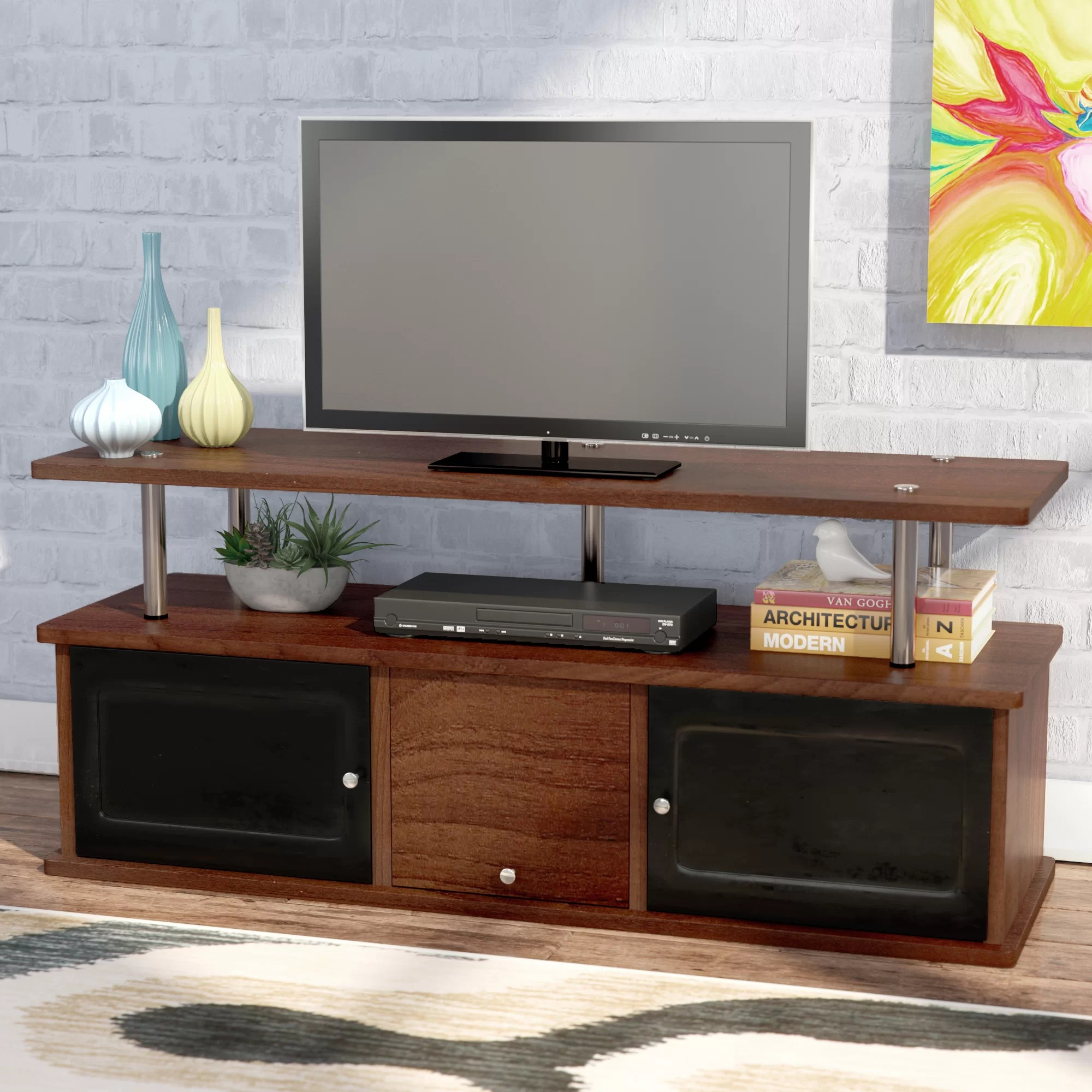 Meuble Tv Chloe Design Edwin Tv Stand For Tvs Up To 50