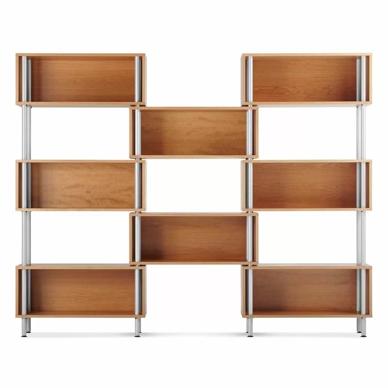 Blu Dot Chicago Oversized Set Bookcase Reviews Wayfair
