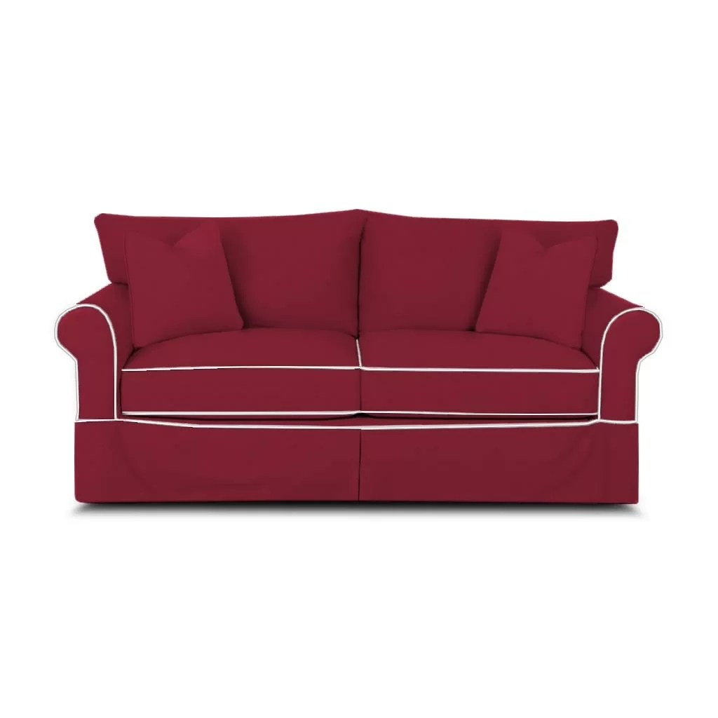 Sofa Welt Birch Lane Jameson Sofa With Contrast Welt And Reviews