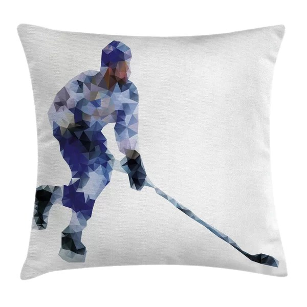 Hockey Pillow Wayfair