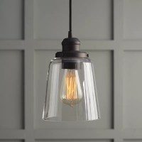 Phillips 1-Light Mini Pendant & Reviews | Birch Lane