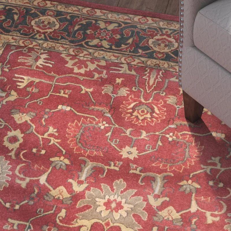 monogram area rugs