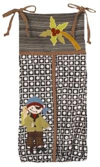 Cotton Tale Pirates Cove 10 Piece Crib Bedding Set
