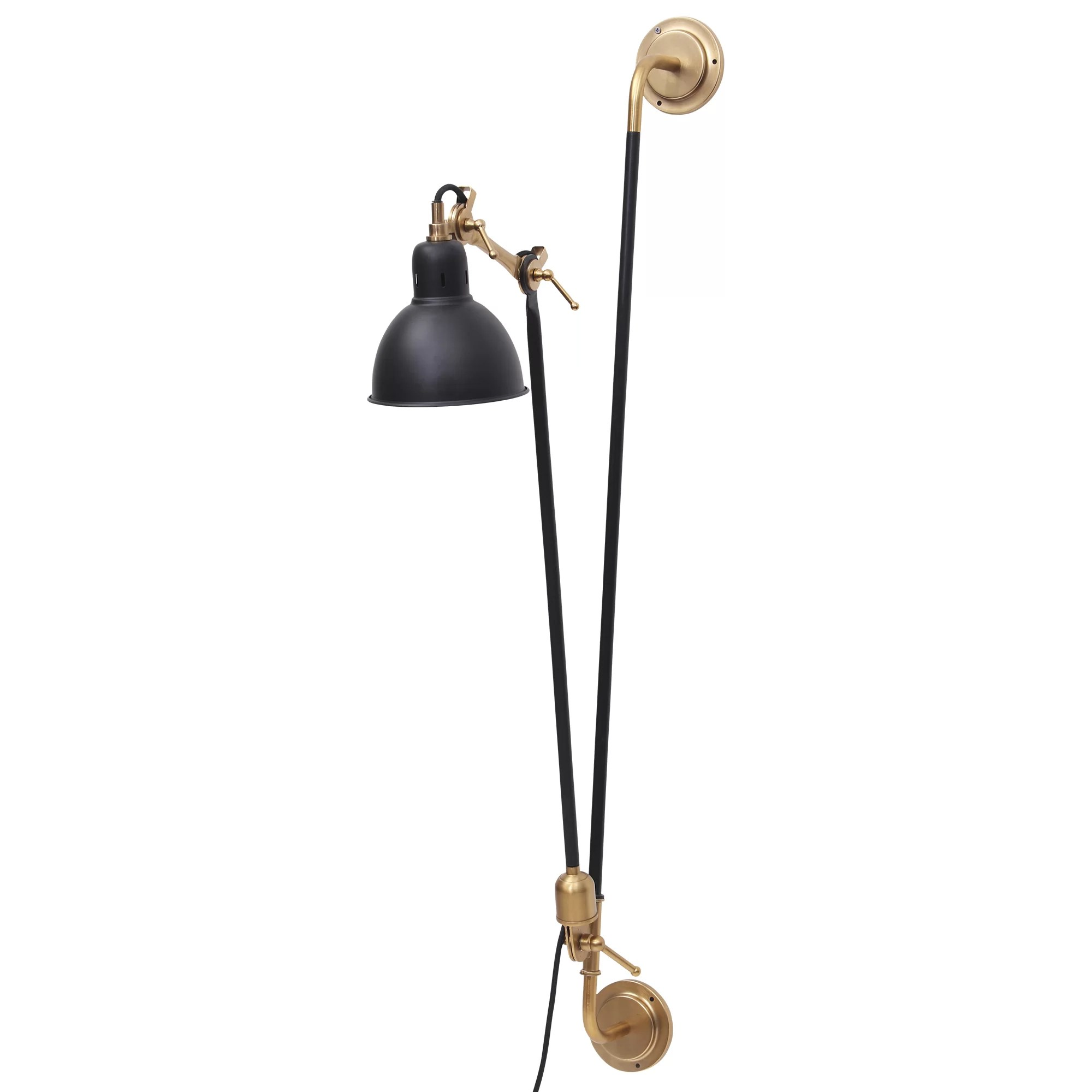Arm Lamp Hamidou Swing Arm Lamp