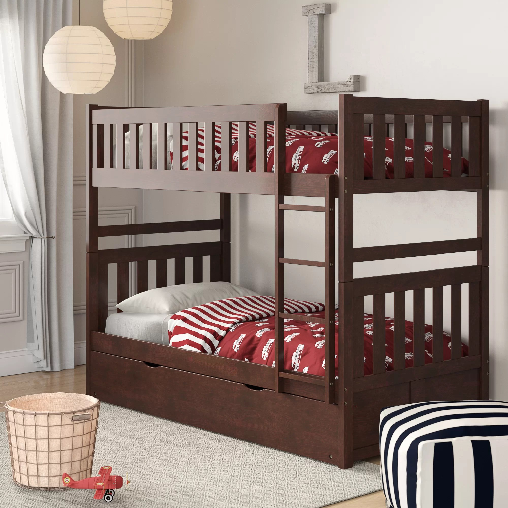 Snooze Bunk Beds Bradninch Bunk Bed With Trundle