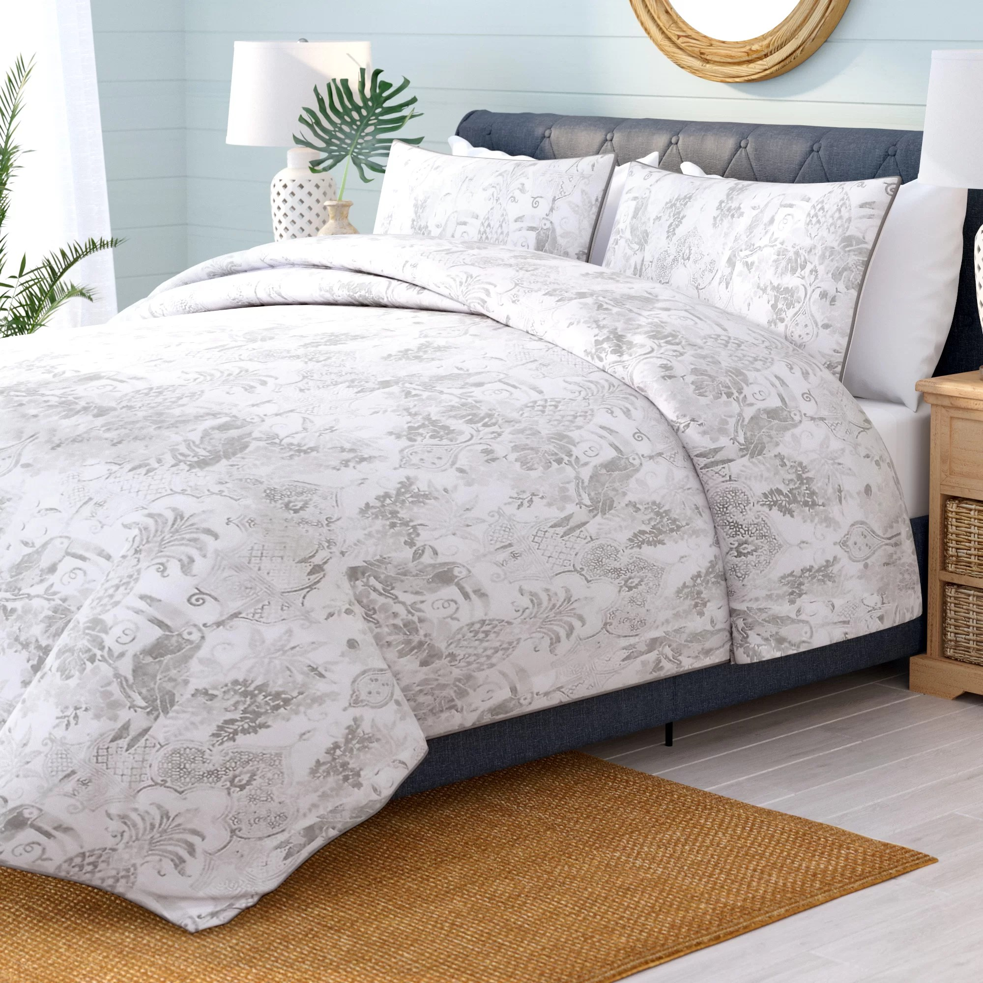 Duvet And Comforter Sets Java Coastal Comforter Set