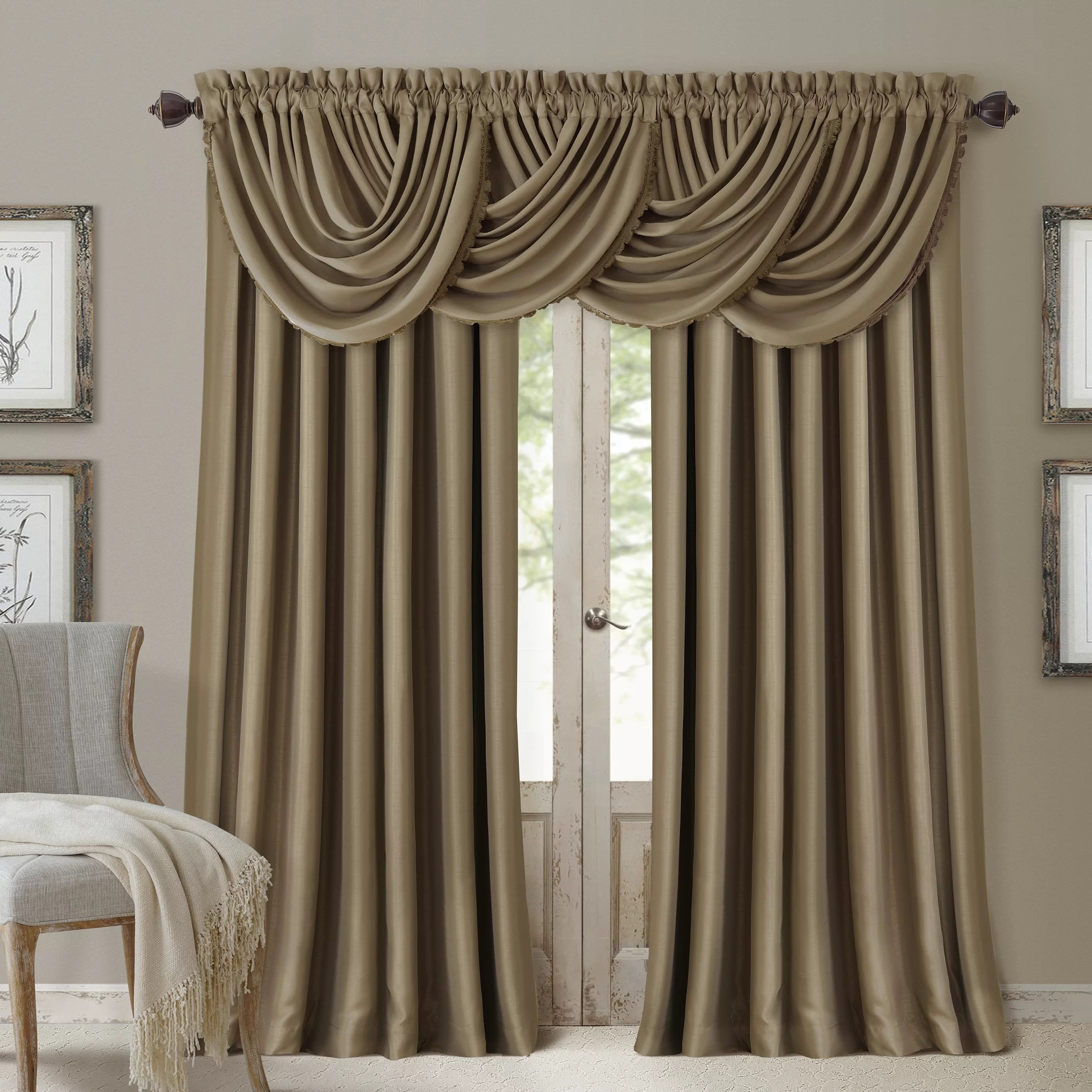 Window Coverings To Keep Heat Out Ardmore Solid Blackout Rod Pocket Single Curtain Panel